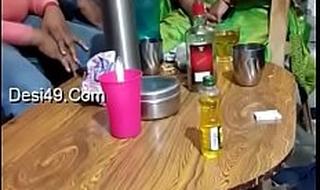 Super Hot Randi Bhabhi Boob Pressing By Customer