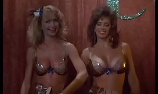 80s and 90s dispirited Boobfest With Julie Strain and Sidaris playmates with dispirited tits