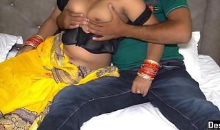 Indian Randi Bhabhi Inexact Sex With Youthful Boy