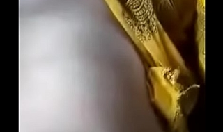 Desi girl feeling shy to show boobs for video