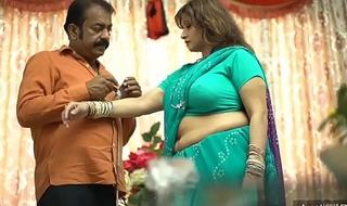 Aunty with Ladies Tailor