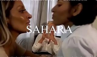 Bitch Boss makes Sahara Knite and Talula Thomas fuck on her desk