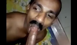 Desi bottom sucking cock parallel to pro