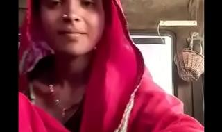 Desi Village girl masturbating with screwdriver part1