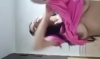 Indian girl strip herself for boyfriend