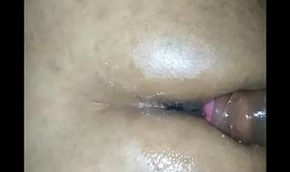 Indian Shemale Akhila sissy first anal