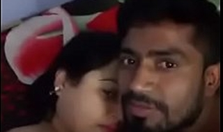 Beautiful Indian girl with bf