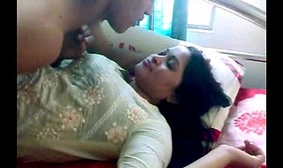 Indian making love indian-sex truss foreplay tall a fondle