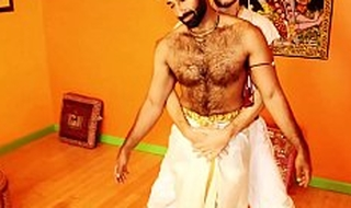 Indian Gay Tantra Ganja Oil Massage with Eco-Sexual Religion