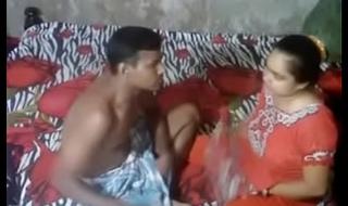 Desi Aunty Illegality By Handy Camera
