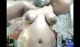 Indian aunty kitchen show