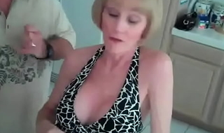 All Granny Wants Is A Nasty Threesome!