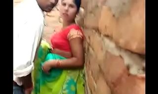 Outdoor sex with bhabhi