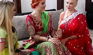 kamasutra Indian bride stately - Full movie at videopornone video tube