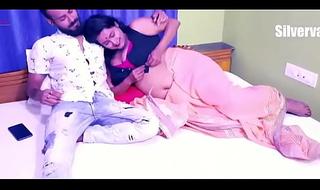 Sexy Indian Bhabhi Sunita Fukked And Banged By 2 Guys - Slay rub elbows with Hot THREESOME Bhabhi Series Video !!!!