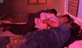 Husband lets her friend fuck his spliced as soon as she slept - Indian cuckold fantasy