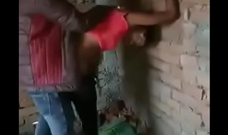 Indian shemale fucking outside with two boys