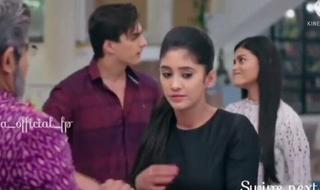 Puru Mother makes Naira aka Shivangi Joshi cum harder