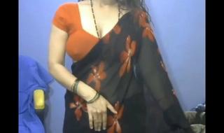 Desi Aunty Abide Cam Show