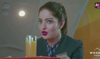 Indian flight related gets screwed by Bollywood Actress in the air plane