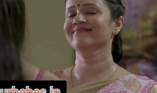 Indian men having sex with bhabhi together with her mother-in-law