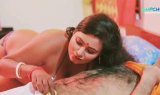 Supriya HouseMaid Hindi Adult rave at series