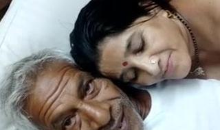 Desi sex with grey man