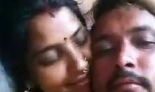 Desi village husband and wife lovin' sex live
