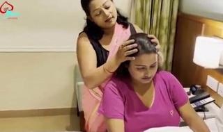 Desi bhabhi in saree cheating on husband with devar