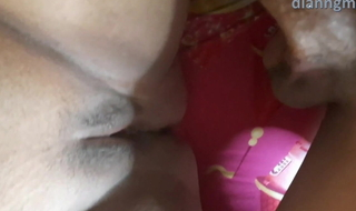 Aunt Ika wati Fuck adjacent to Husband - Marvellous Sex Shaved Snatch