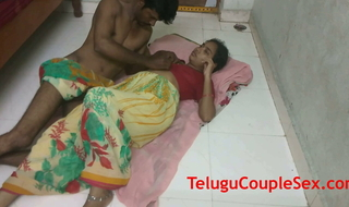 Indian Andhra Couple Fucking Video