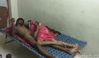 Desi village Indian receives drilled after cock sucking