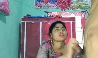 Desi woman – Blowjob and sex with boyfriend