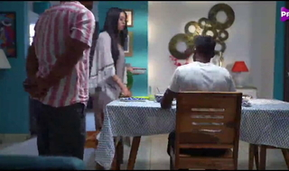 Desi bhabi fucking with tweak & his friend