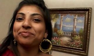 Indian sex monster screams so loudly when she fucks
