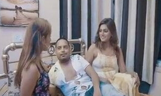 Indian threesome