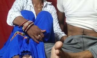 Sexy Desi Sali Sucking dick and getting fucked hard with clear Hindi audio