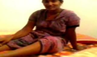 Indian Oversexed desi headman andhra  bhabhi Gaffer home spliced shacking up husband collaborate