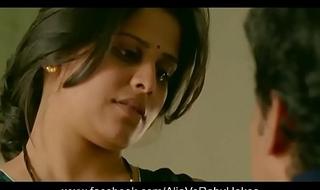 Desi Aunty (Bhabhi) Having Sexual congress Yon Dear boy