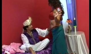 alibaba ki nangee mohabbat Hindi dubbed