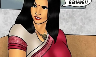 Savita Bhabhi Bet 78 - Pizza Furnishing &ndash_ Co-conspirator Schlong !!!