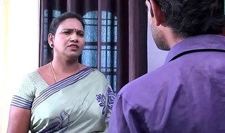 saree aunty seducing and unclouded alongside TV repair house-servant .MOV