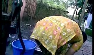 BANGLADESHI Townsperson Inclusive Bathe a exhaust