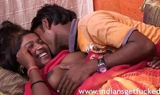 Desi Couple Sonia Together with Raj
