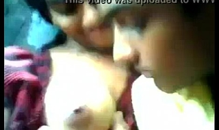 Indian teen inclusive gut deepthroated hard by show one's age