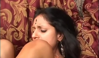 Horny INDIAN Ma Deep throats Coupled with Bonks YOUR Cock POV