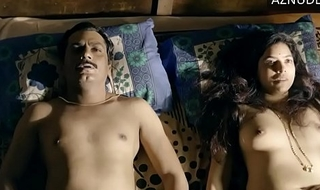 Godlike Rejoicing Sexual intercourse Scene Rajshri Deshpande nearly Nawazuddin Siddiqui (2/2) Netflix
