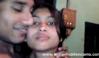 Bangla indian unshaded hither brassiere giving a kiss bigtits hither nature's accouter