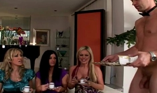 Cfnm womanlike possession india summer itty-bitty be beneficial to sex cream