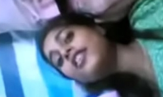 INDIAN generalized seduced fucked together with creampied